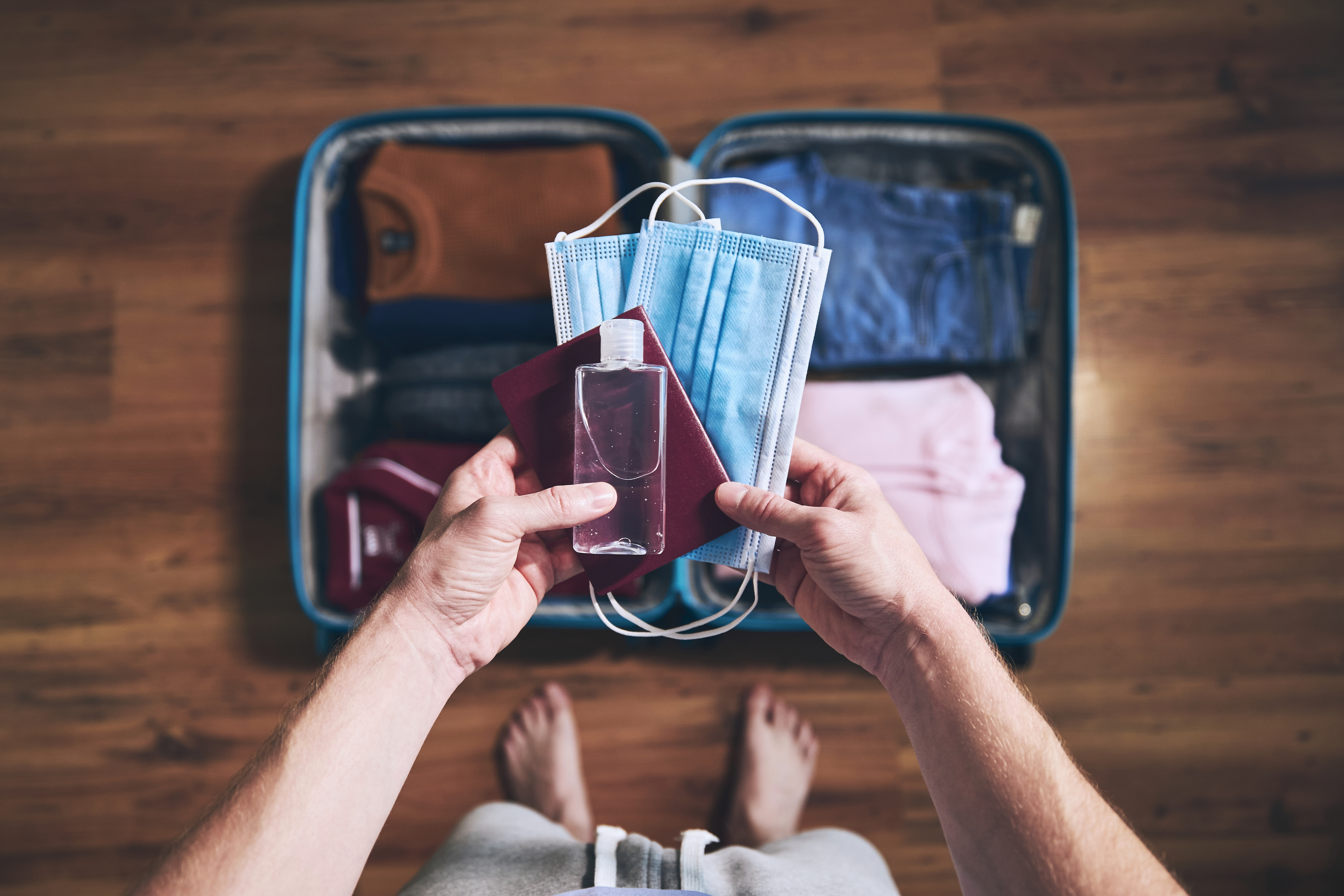 Conoce los protocolos de seguridad para hospedarte en hoteles